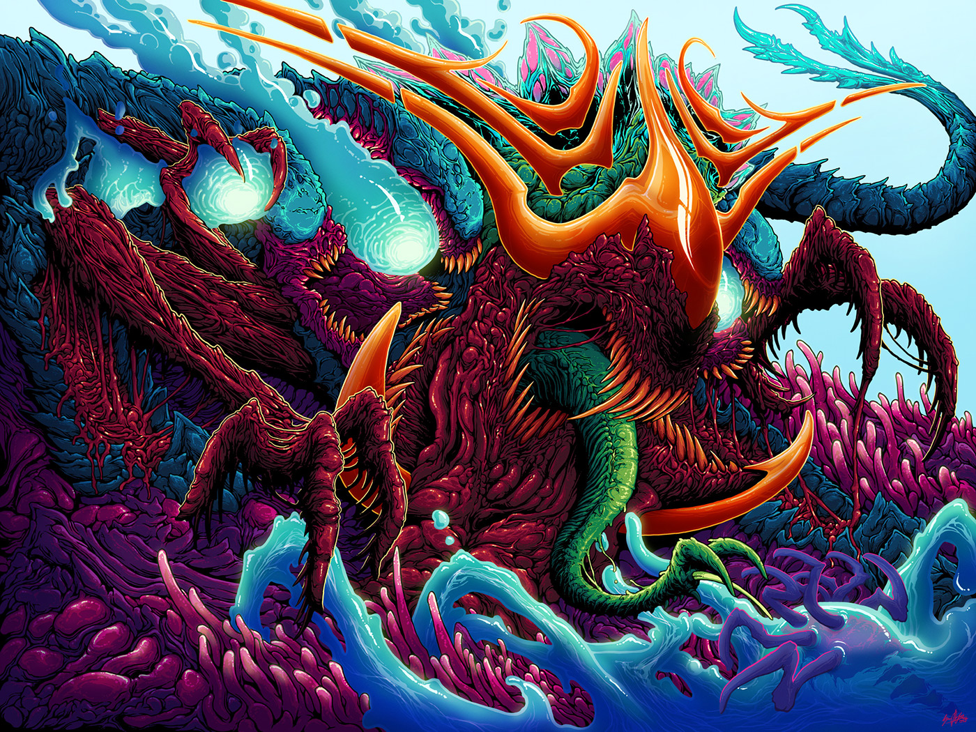 Hyper Beast Wallpaper 4k Photo Hyper Beast 332944 Hd