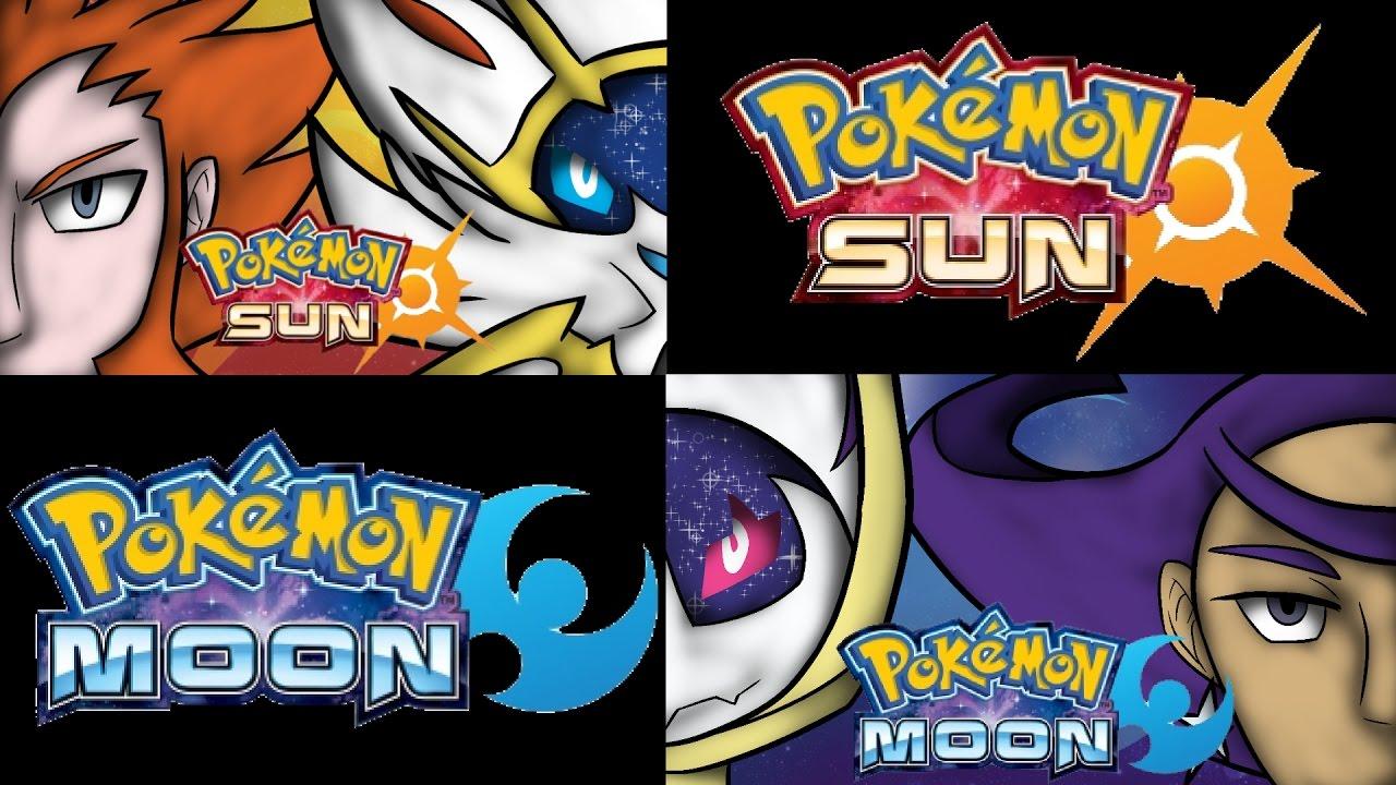 Pokemon Sun And Moon Wallpaper Speedpaint - Pokemon , HD Wallpaper & Backgrounds