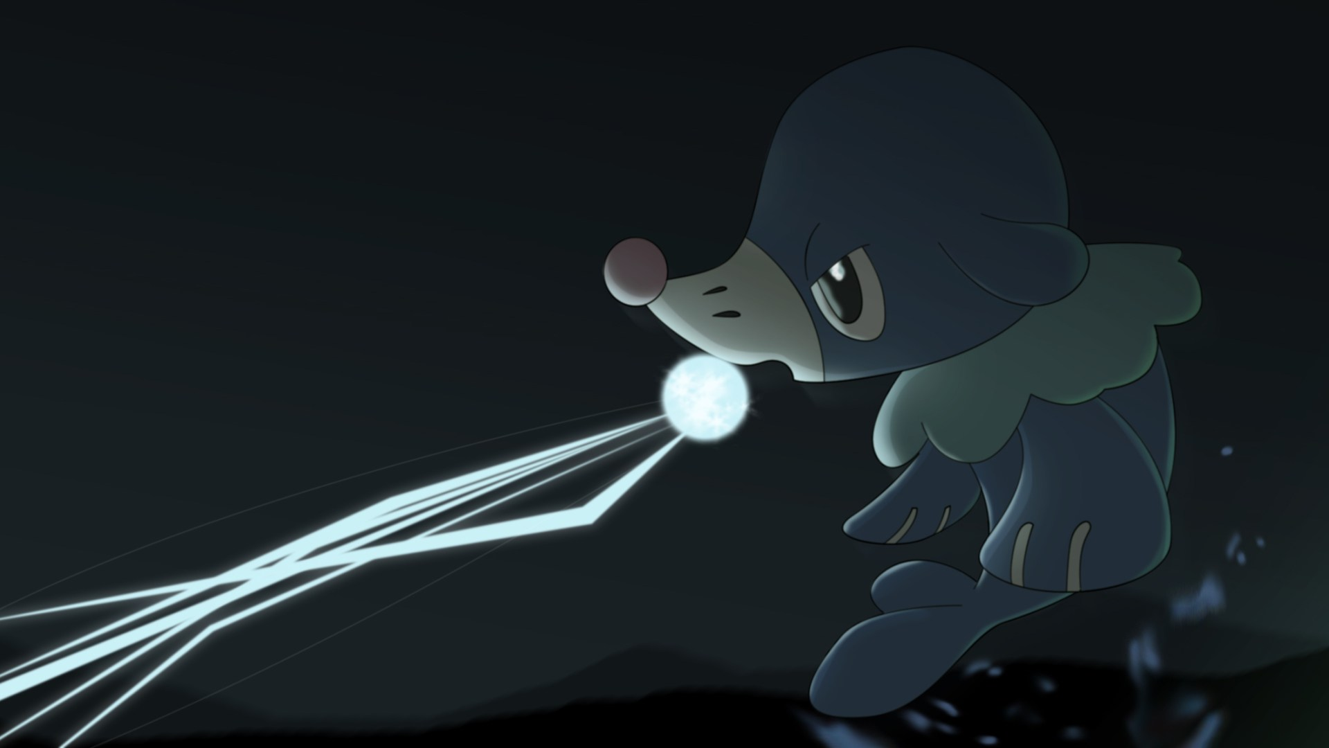 Popplio Pokemon Sun And Moon Pokemon 1080p Hd Wallpaper - Pokemon Popplio , HD Wallpaper & Backgrounds