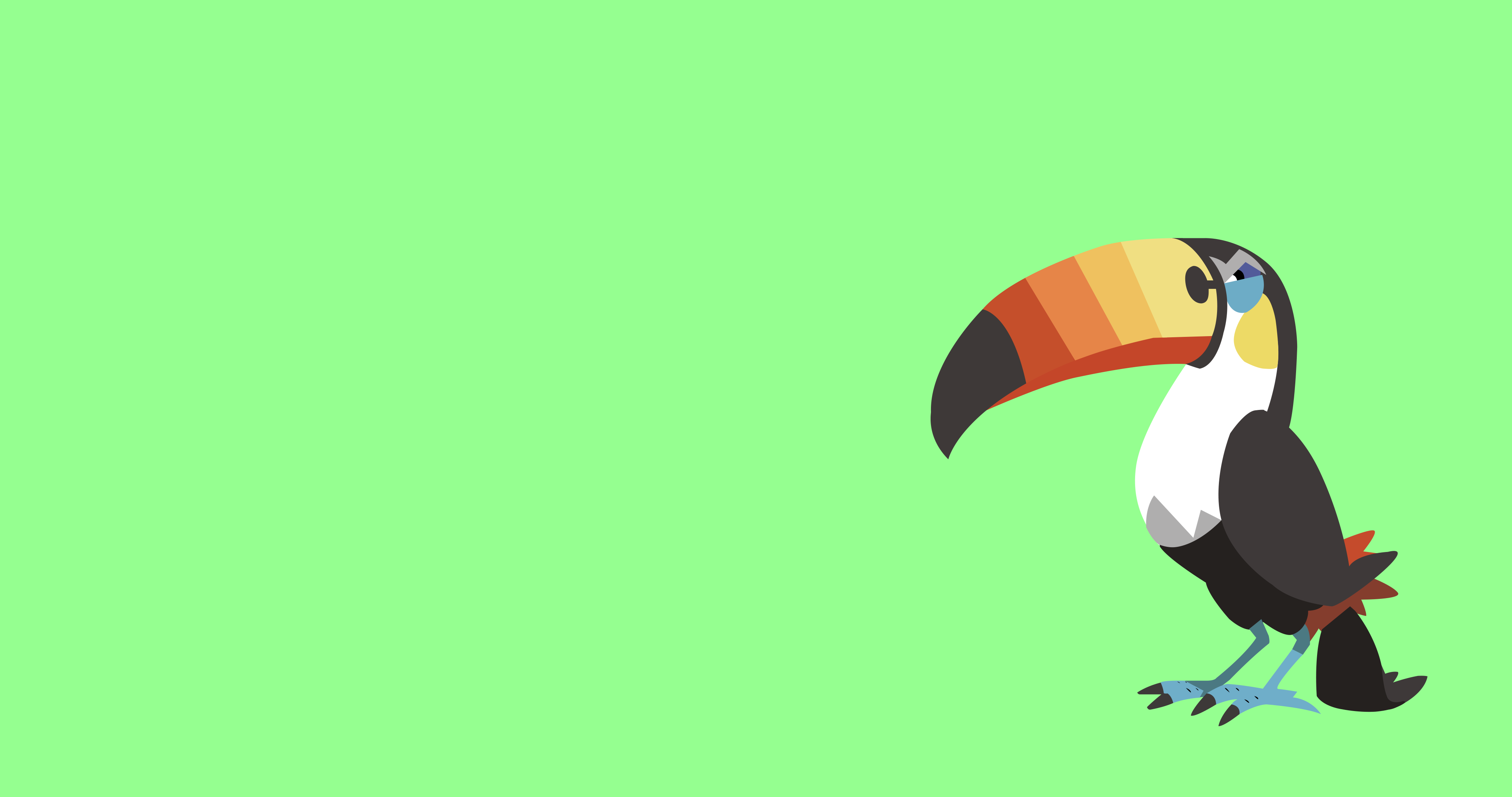 Pokemon Sun And Moon Wallpapers/backgrounds - Toucan , HD Wallpaper & Backgrounds