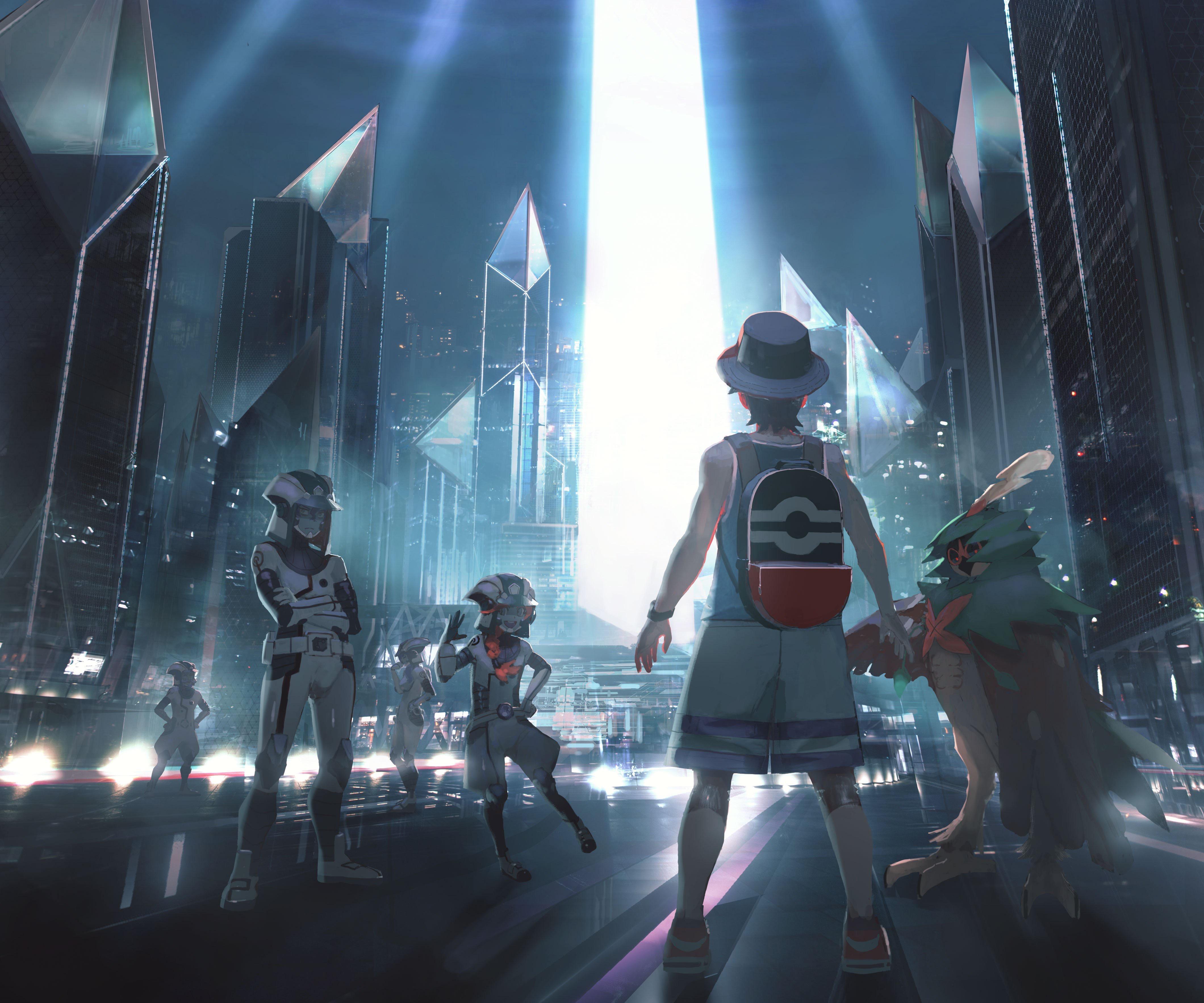 #pokemon Ultra Sun And Ultra Moon, #2018 Games, #games, - Pokemon Ultra Moon , HD Wallpaper & Backgrounds