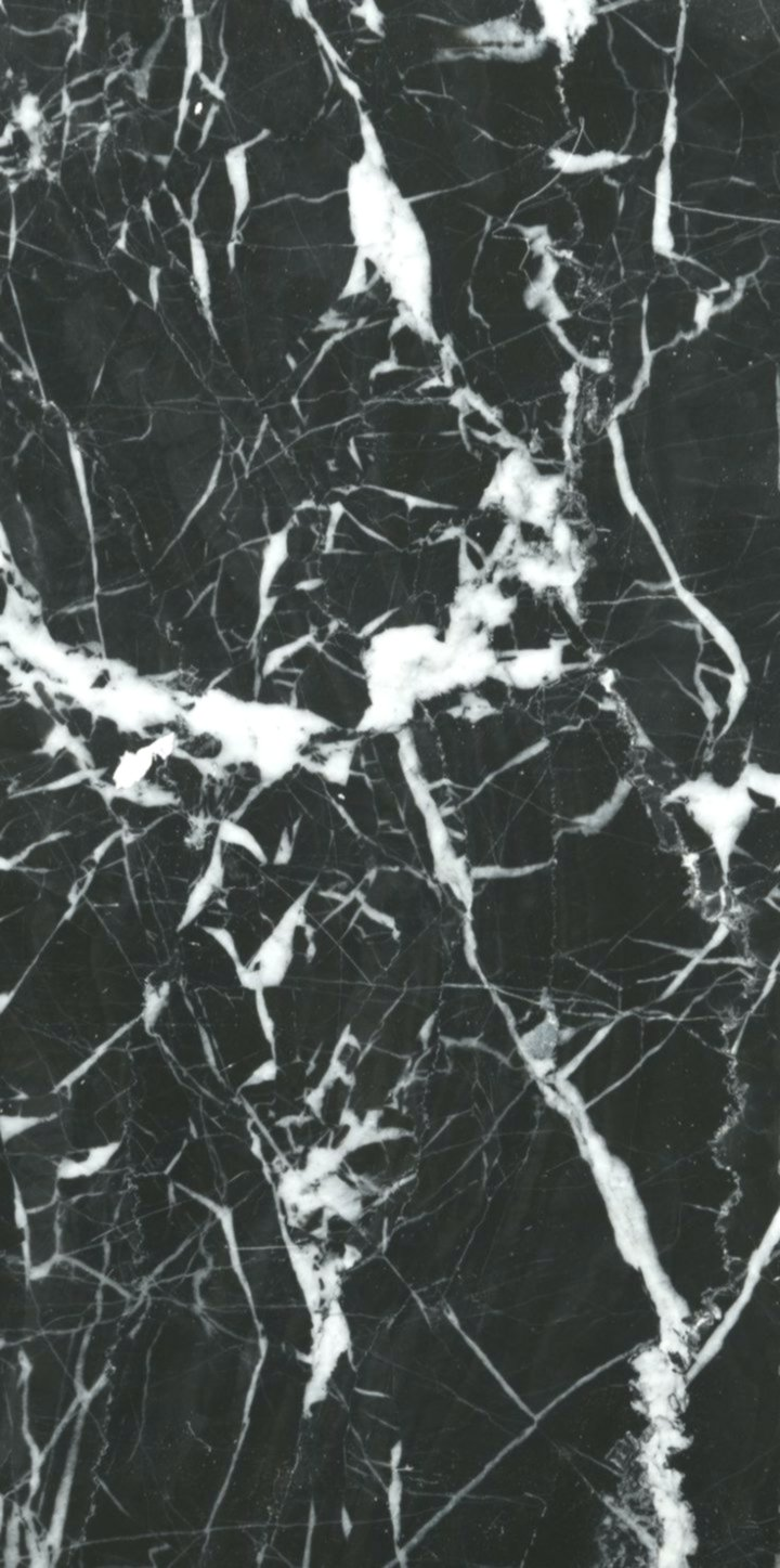 Iphone Wallpapers 4″ X 8″ Marble Field Tile In Black - Monochrome , HD Wallpaper & Backgrounds