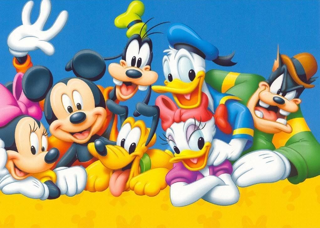 Desktop Kids Wallpapers Tom Jerry Mickey Mouse 338175