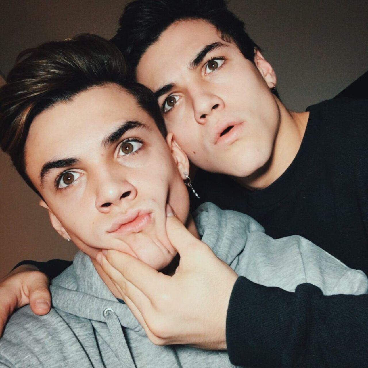 Ethan And Gray Cute Pics Of The Dolan Twins 338494 Hd