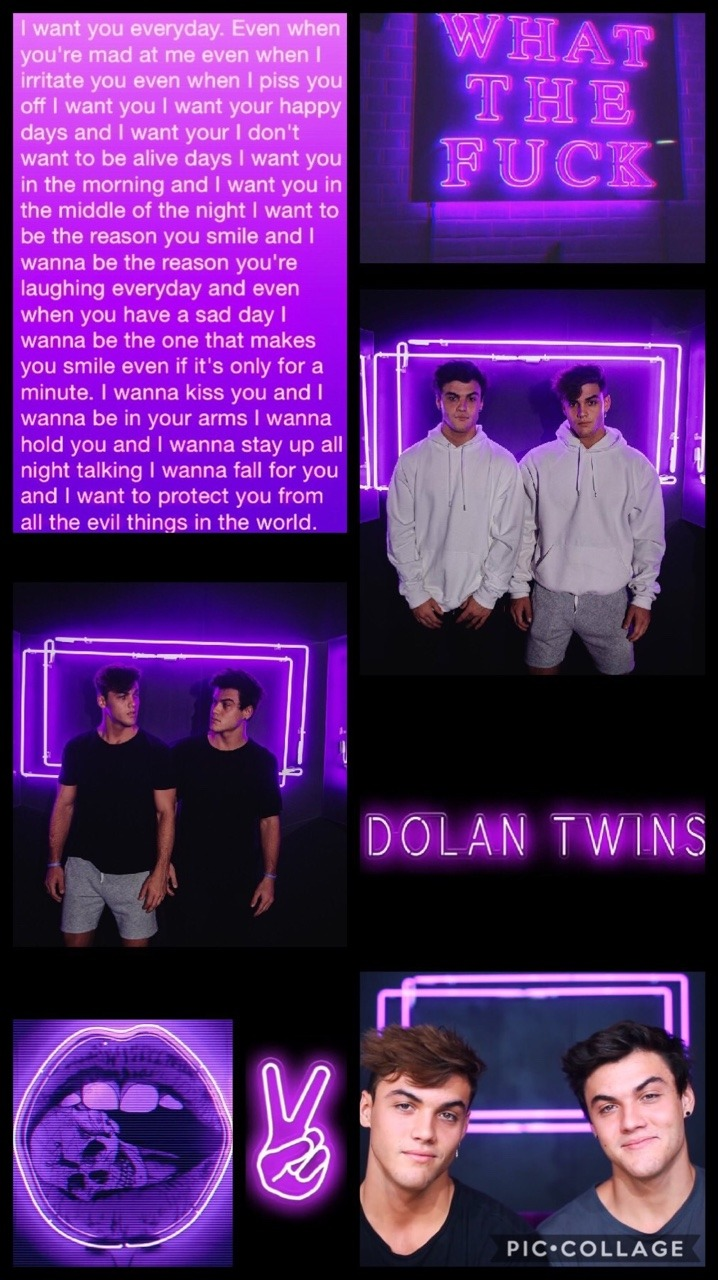 Grayson Dolan Ethan Dolan Dolan Twin Wallpaper Dolan - Dolan Twins Collage , HD Wallpaper & Backgrounds