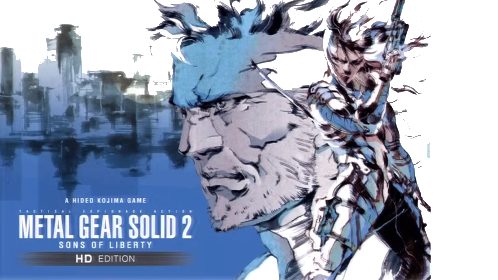 Metal Gear Solid 2 Wallpaper 339349 Hd Wallpaper