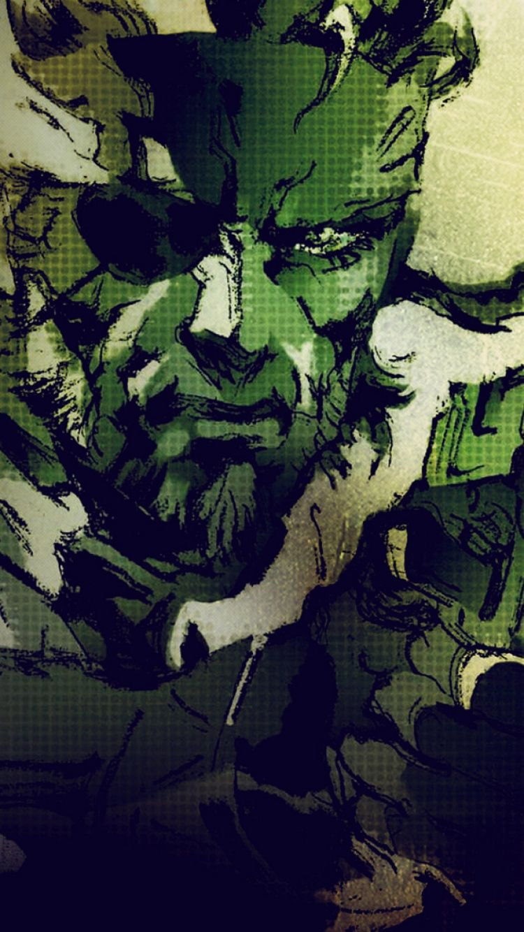 Metal Gear Solid Wallpaper Metal Gear Solid 339594 Hd