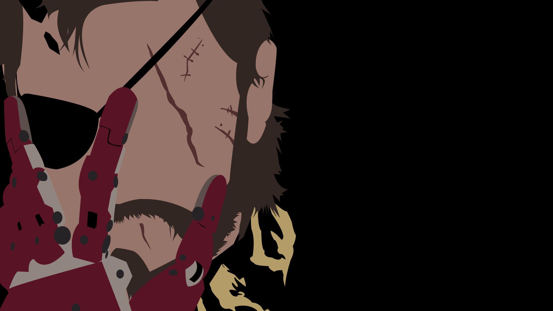 Metal Gear Solid V The Phantom Pain Wallpaper Metal Gear Solid V