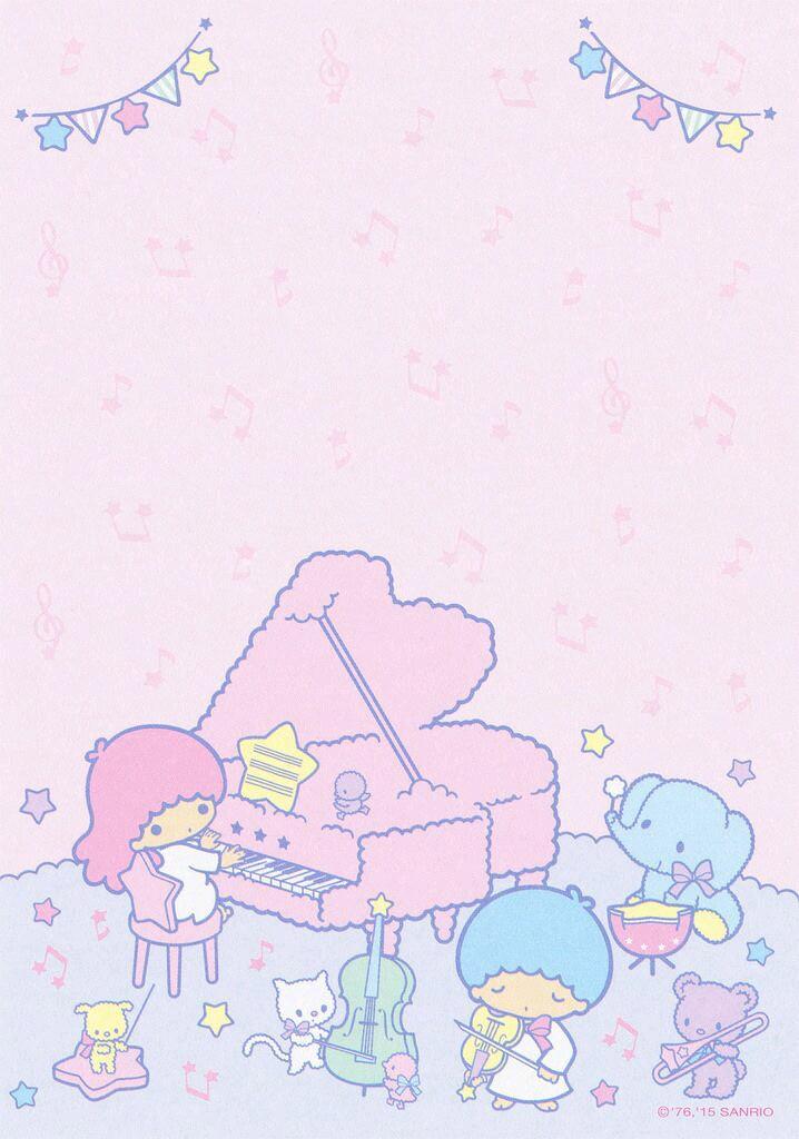 Little Twin Stars 图片little Twin Stars Hd 壁纸and Background - Little Twin Stars , HD Wallpaper & Backgrounds