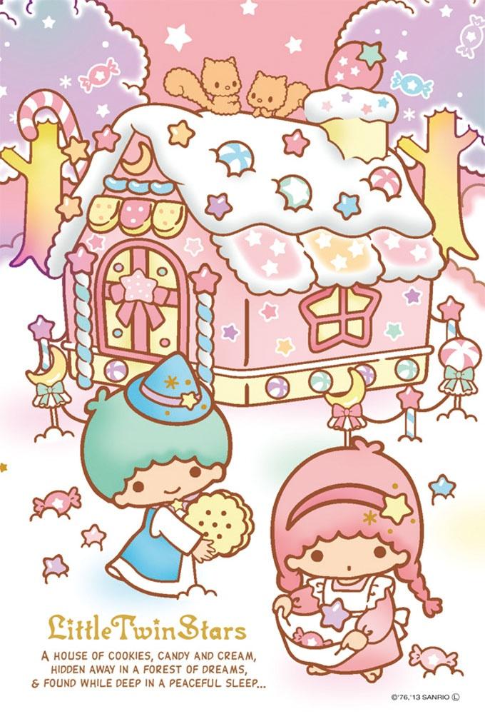 Wallpaper Little Twin Star - Little Twin Star Sanrio , HD Wallpaper & Backgrounds