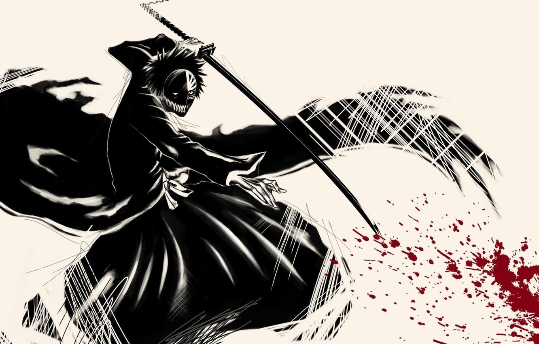 Photo Wallpaper Bleach Kurosaci Ichigo Best Anime Wallpapers Full Hd 4k Hd Wallpaper Backgrounds Download
