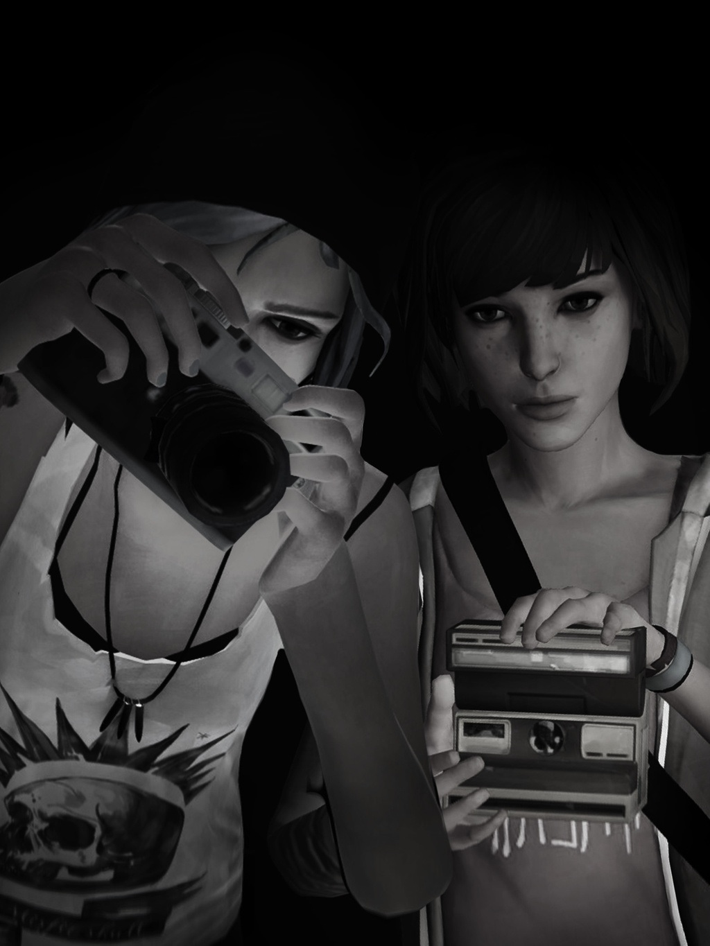 Life Is Strange Images Chloe And Max Hd Wallpaper And Fondo