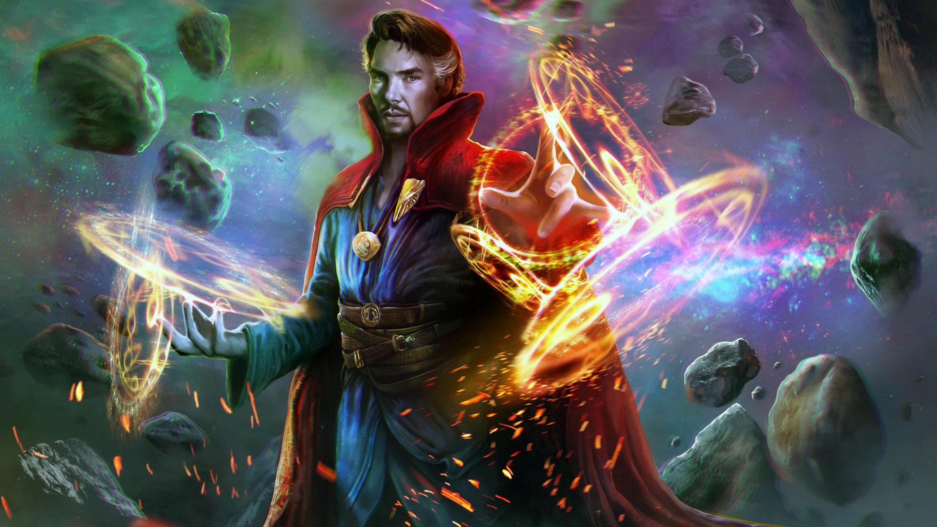 Dr Strange Backgrounds Desktop Doctor Strange Wallpaper Hd