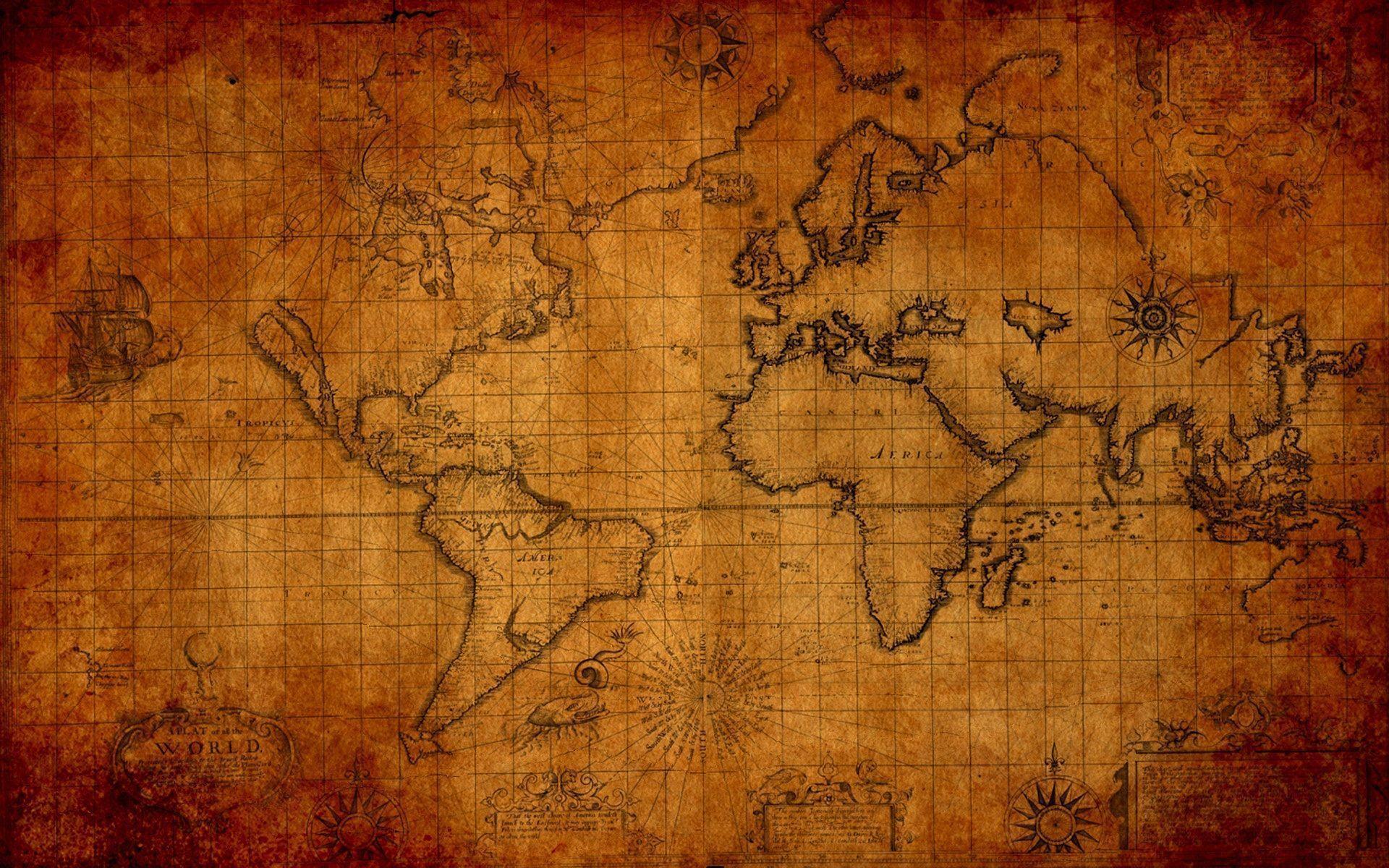 World Map Wallpapers - World Map Wallpaper Hd , HD Wallpaper & Backgrounds