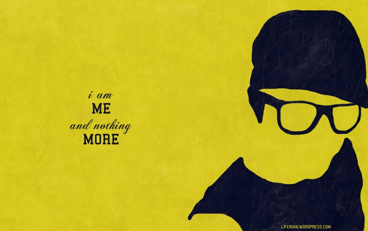 Originalhd I Am Me Wallpapers - Me Am , HD Wallpaper & Backgrounds