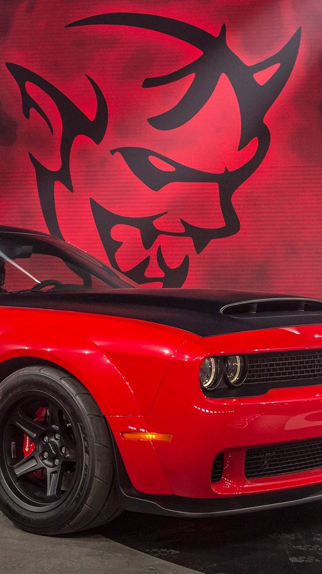 2018 Dodge Demon Iphone Wallpaper 2020 Dodge Challenger Demon 343725 Hd Wallpaper Backgrounds Download