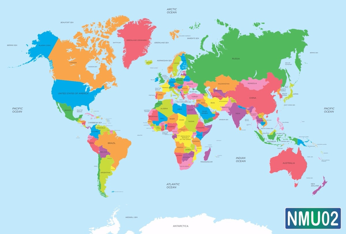 World Map Hd Wallpaper Photo - Earth Map Flat Design , HD Wallpaper & Backgrounds