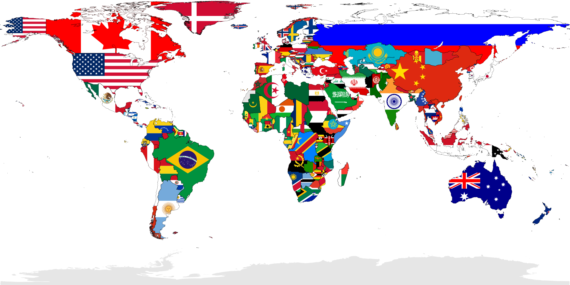 Blindbandit92 & Blazeandarose Images World Map Hd Wallpaper - World Map Country Flag , HD Wallpaper & Backgrounds