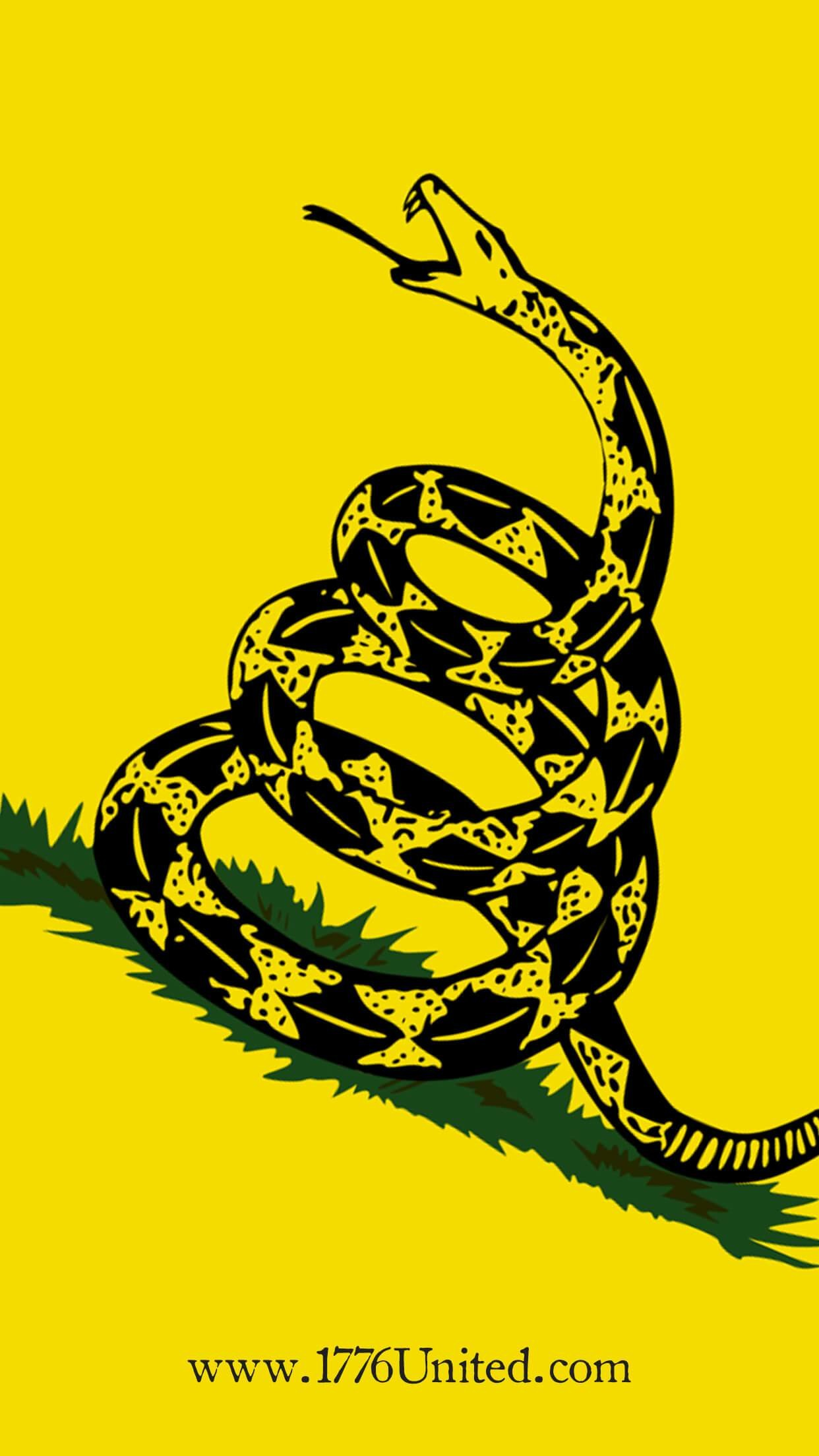 Dont Tread On Me Wallpapers - Don T Tread On Me , HD Wallpaper & Backgrounds