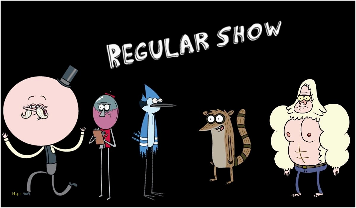 Regular Show Wallpaper Awesome Regular Wallpaper - Regular Show Worm , HD Wallpaper & Backgrounds
