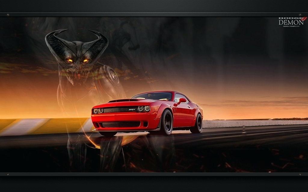 2018 Dodge Challenger Srt Demon Dodge Challenger Demon