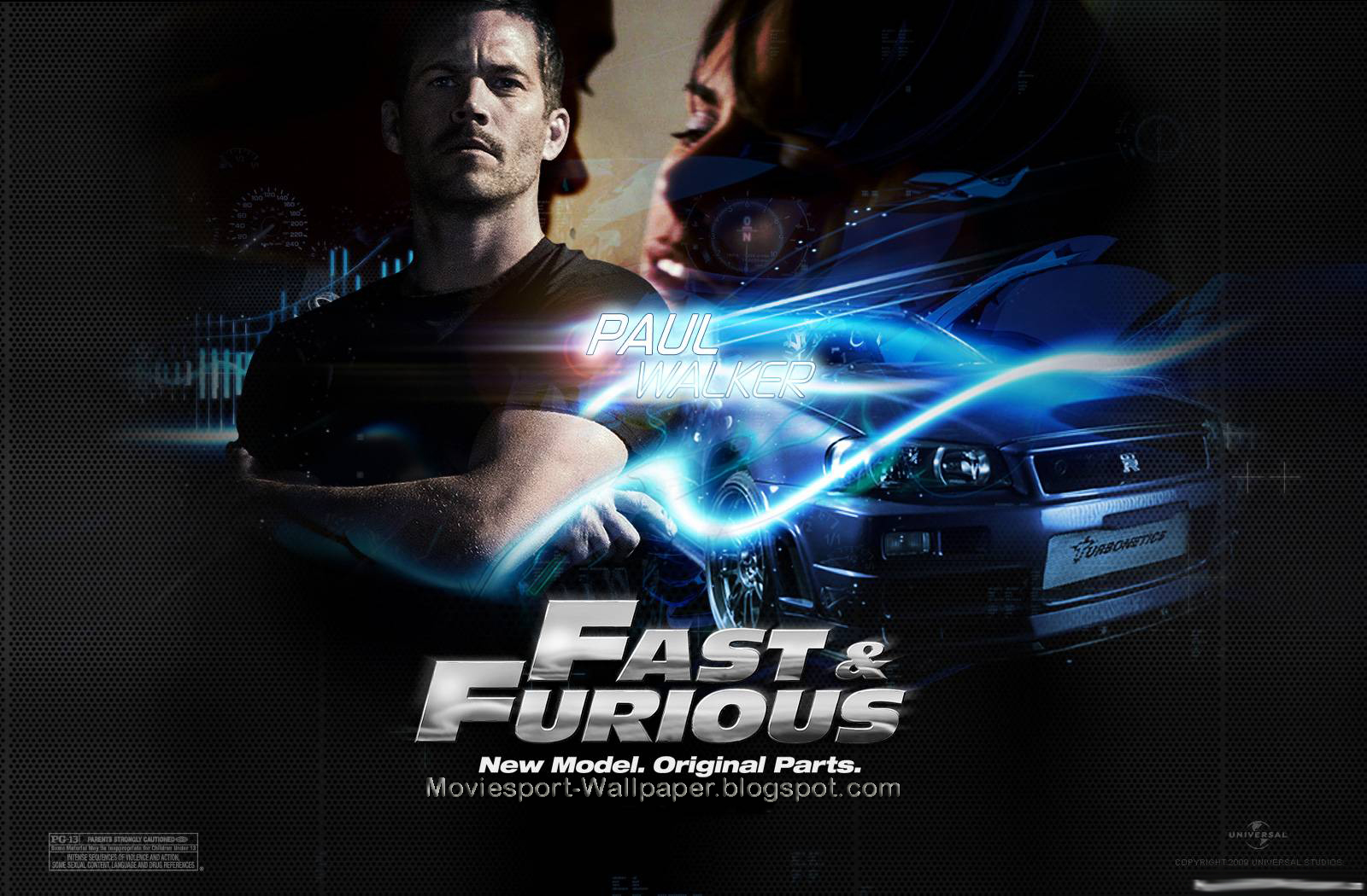 Fast Furious 6 Paul Walker Wallpaper 344812 Hd Wallpaper
