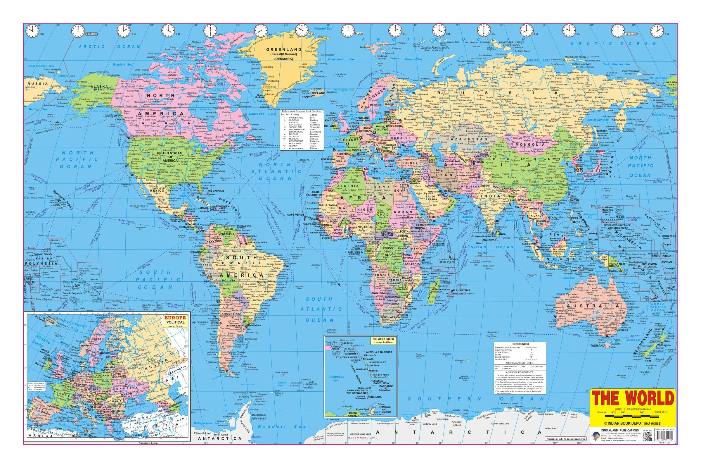 World Map In Hindi D Pdf Copy World Political Map In World Map For Upsc 345571 Hd Wallpaper Backgrounds Download