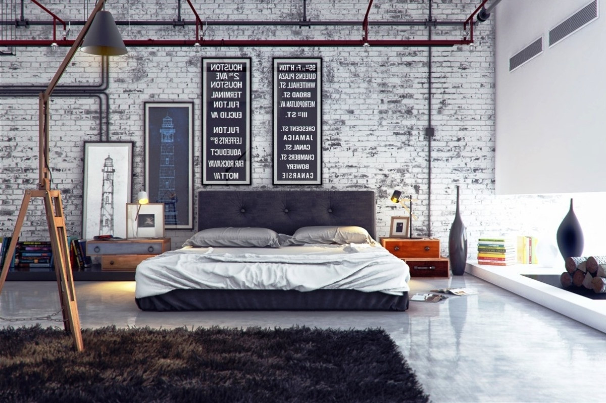 Amazing Manly Wall Decor Pleasing 20 Inspiration Scheme - Wall Art Ideas For Mens Bedroom , HD Wallpaper & Backgrounds