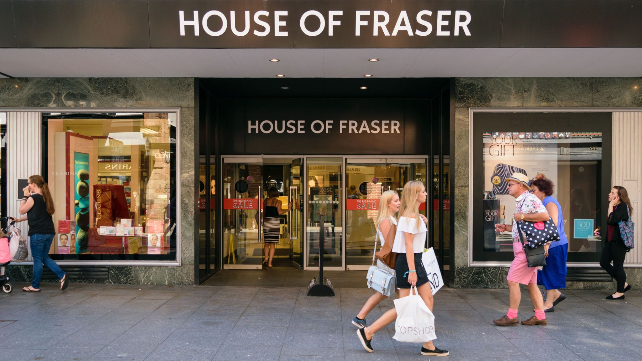 House Of Fraser Store Closures To Cost 6,000 Jobs - House Of Fraser , HD Wallpaper & Backgrounds