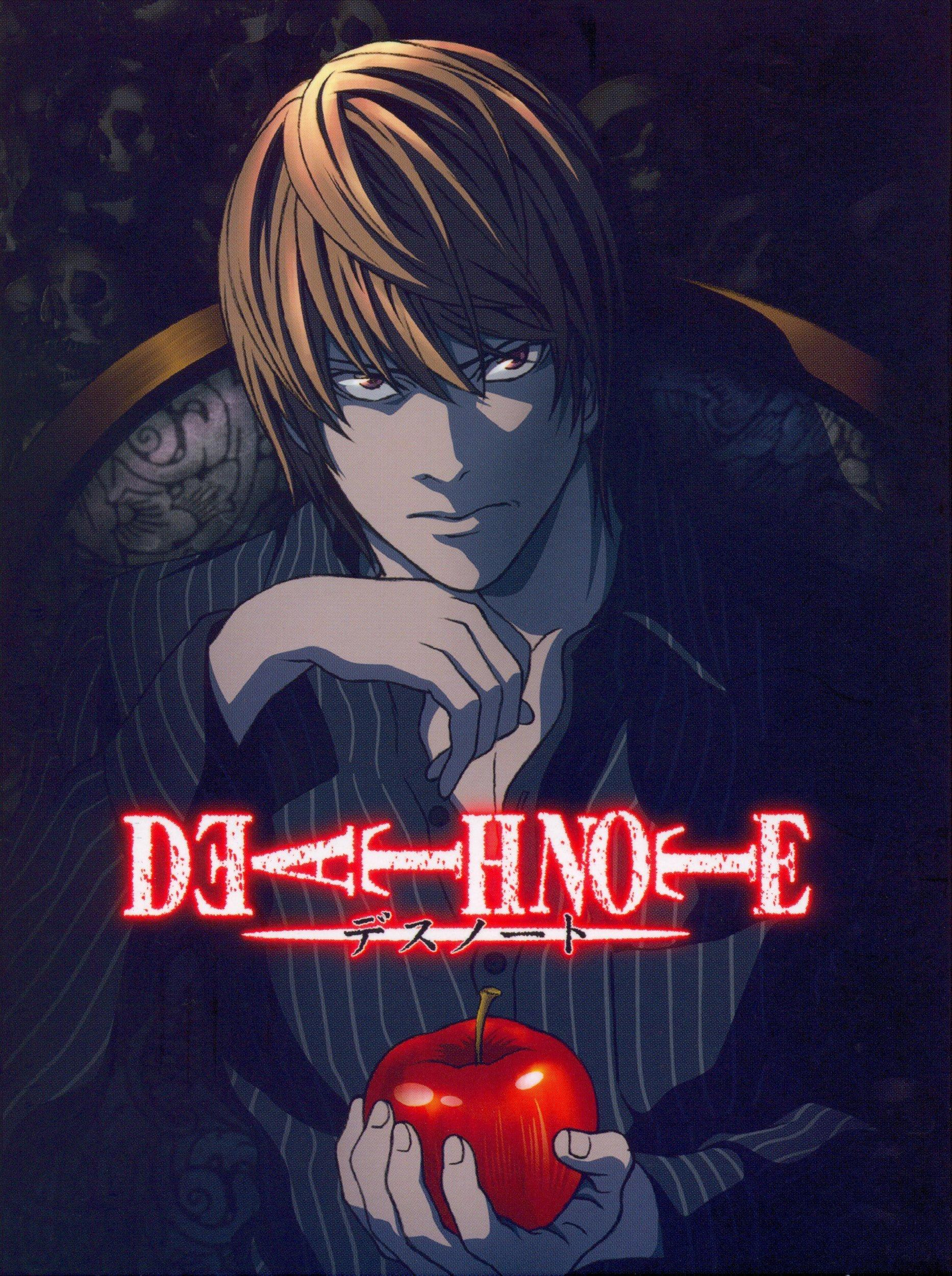 Light Yagami Wallpaper Death Note Kira Poster 347057