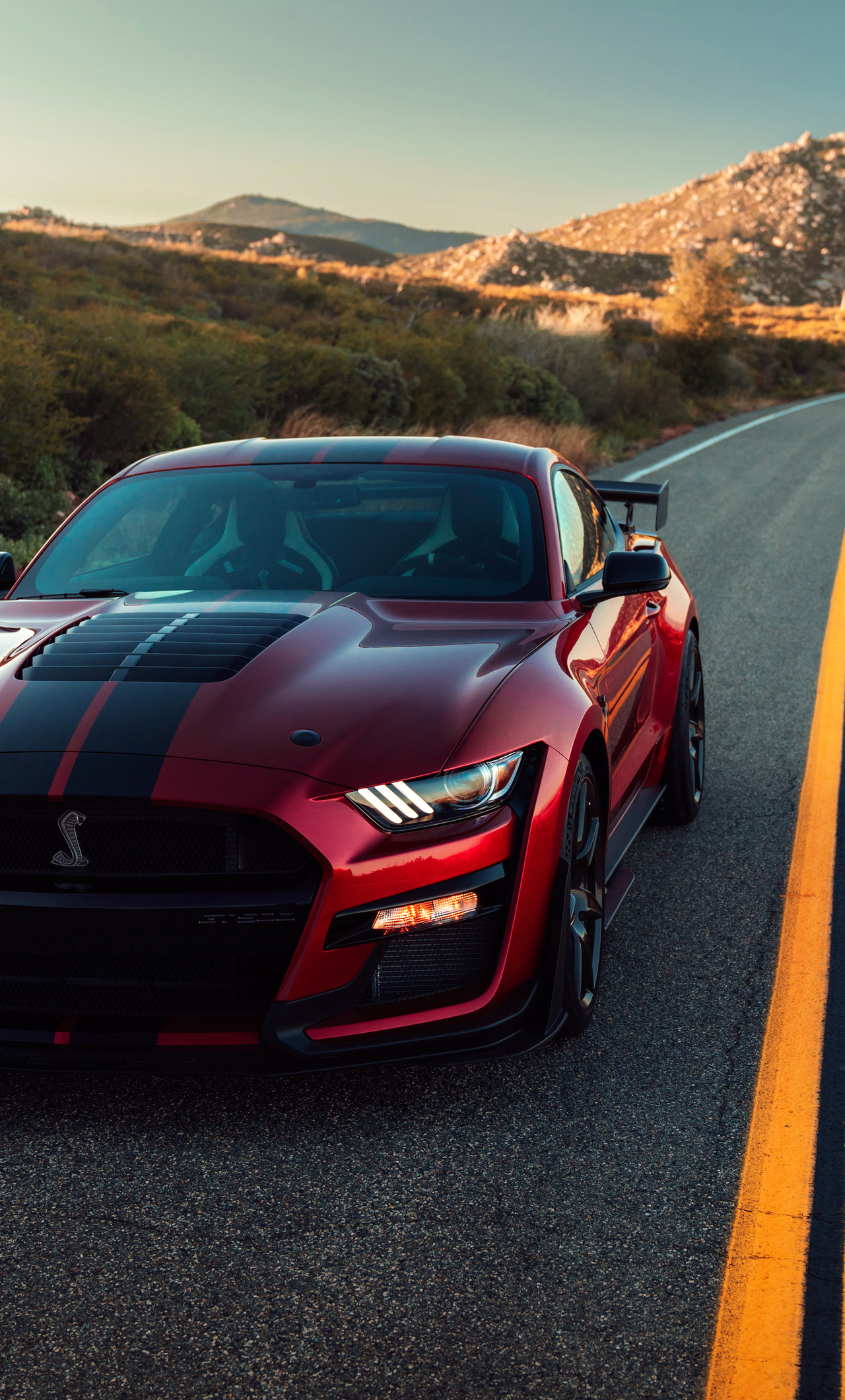 2020 Ford Mustang Shelby Gt500 4k Ford Shelby Gt500 2019