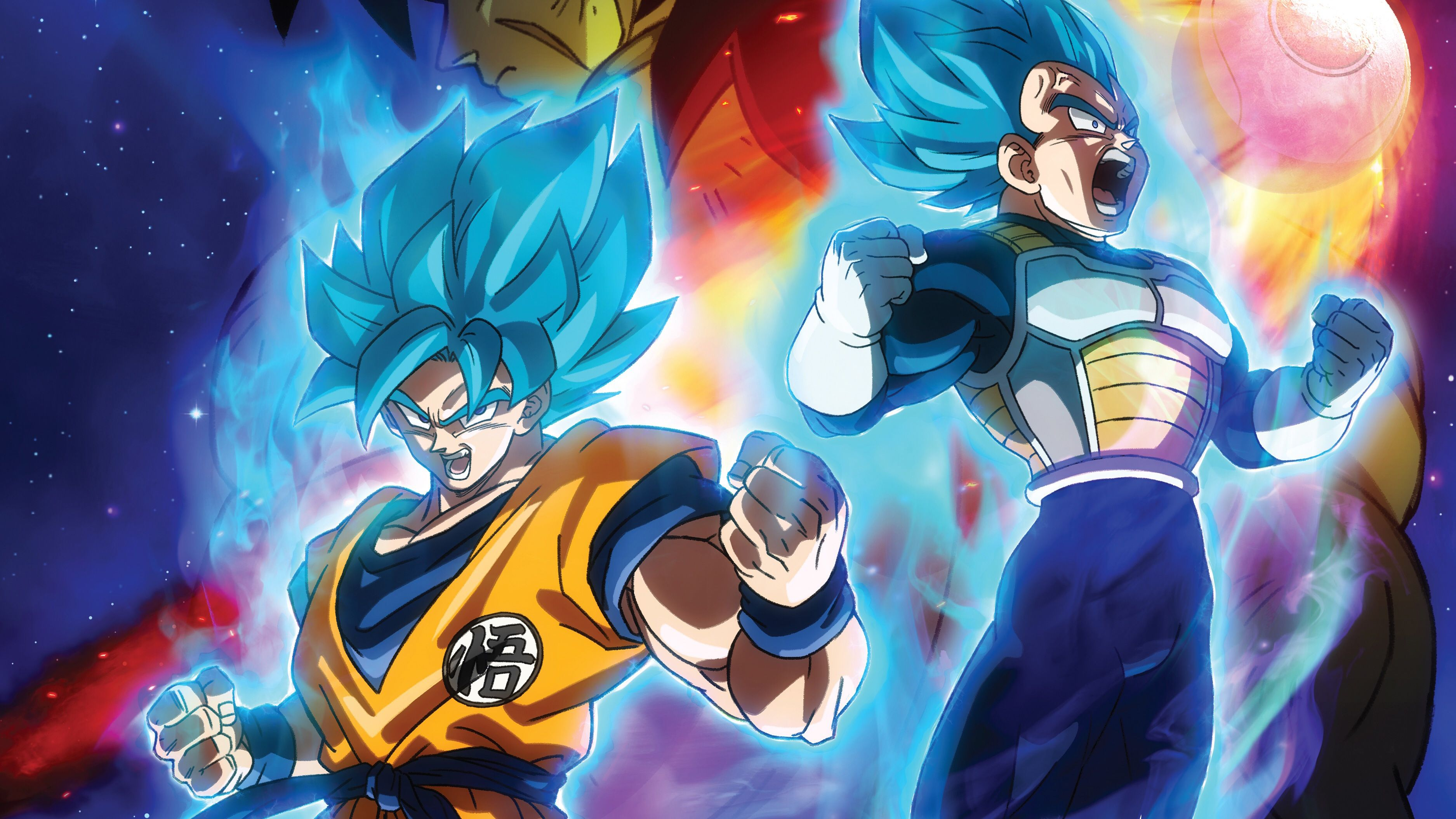 Dragon Ball Super Broly Wallpaper Dragon Ball Super Broly