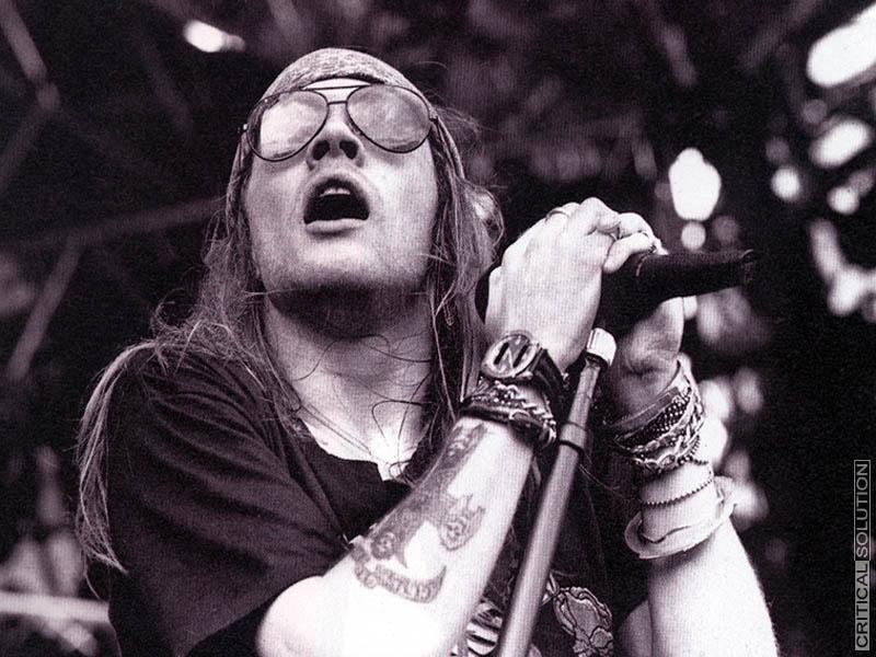 Guns N Roses They Rawk Happy Birthday Axl Rose 348157