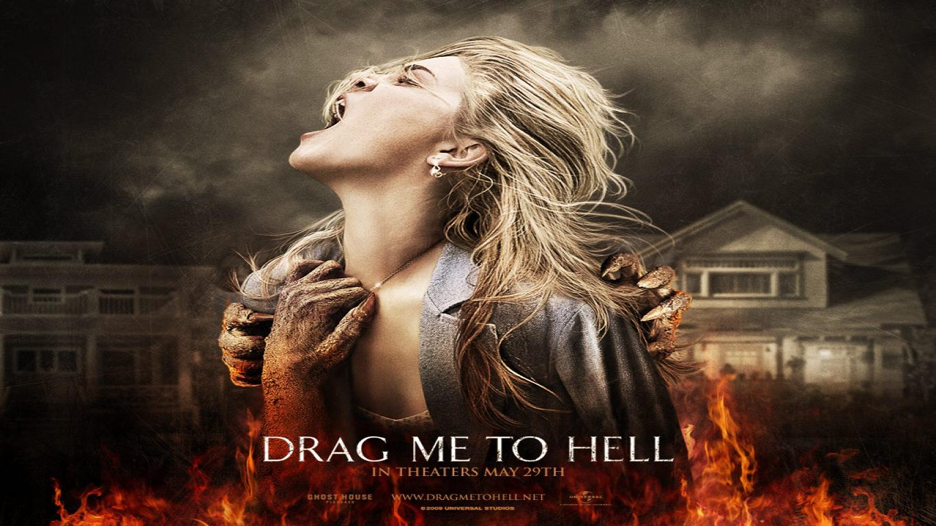 Drag Me To Hell Wallpaper - Drag Me To Hell , HD Wallpaper & Backgrounds