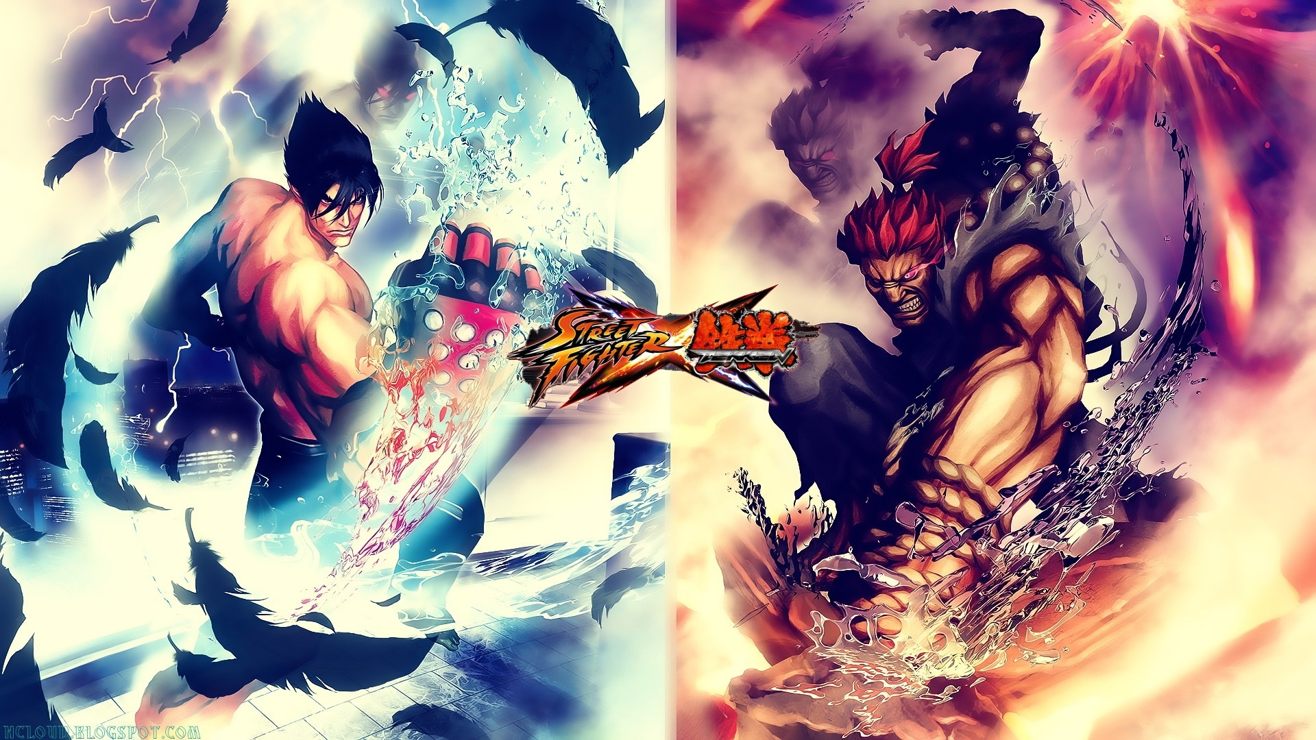 Street Fighter X Tekken Akuma Wallpaper Street Fighter X Tekken