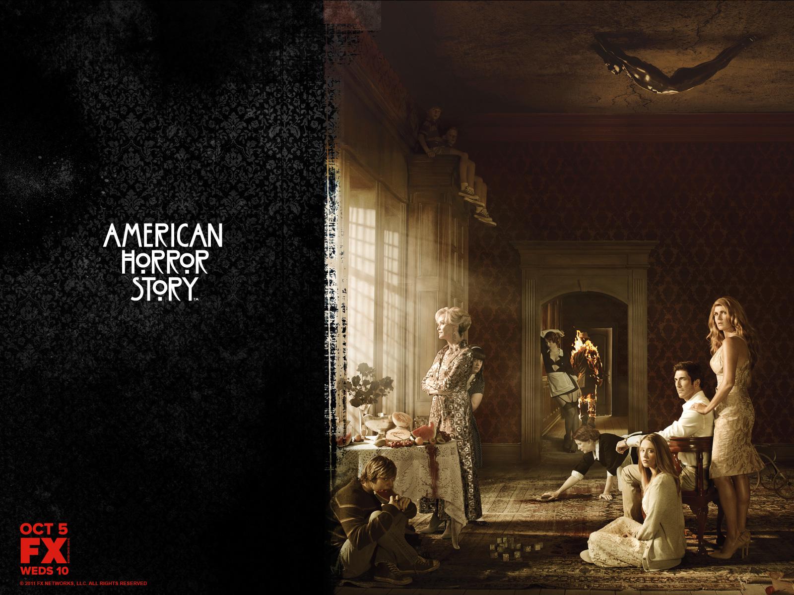American Horror Story Wallpaper American Horror Story 1