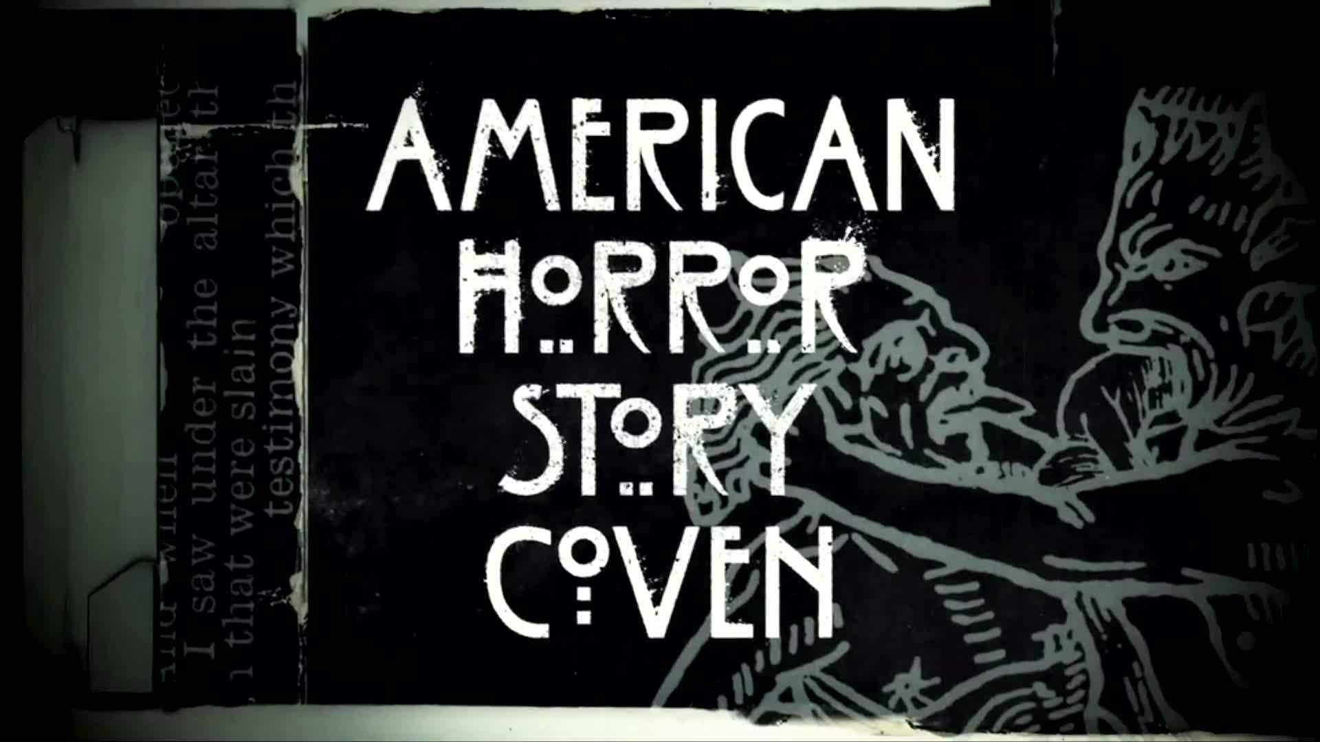 American Horror Story American Horror Story Coven Abertura