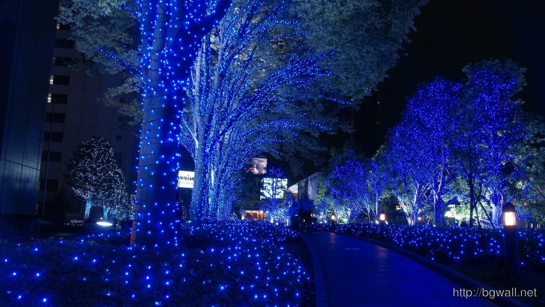 Christmas Wallpaper Tumblr Ch31t - Modern Blue Christmas Lights , HD Wallpaper & Backgrounds