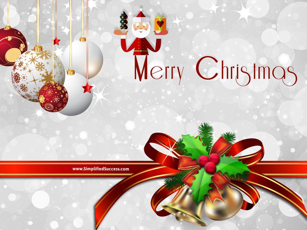 Merry Christmas Wallpaper For Desktop Free - Merry Christmas Images Download 2018 , HD Wallpaper & Backgrounds