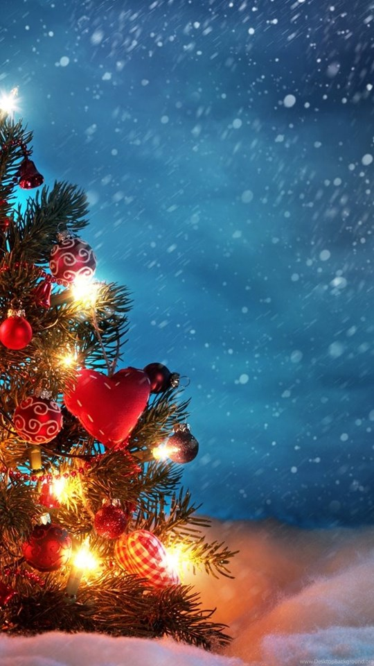 Android Hd - Christmas Iphone 6 , HD Wallpaper & Backgrounds