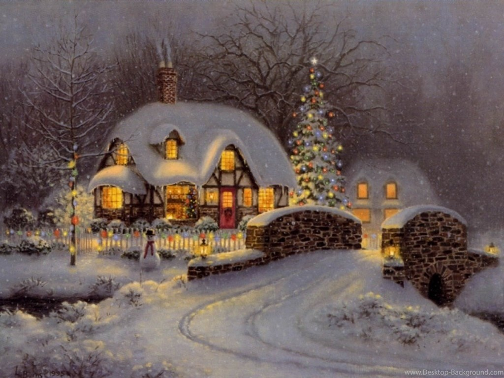 Free Christmas Wallpapers Downloads Best Hd Desktop - Free Christmas , HD Wallpaper & Backgrounds