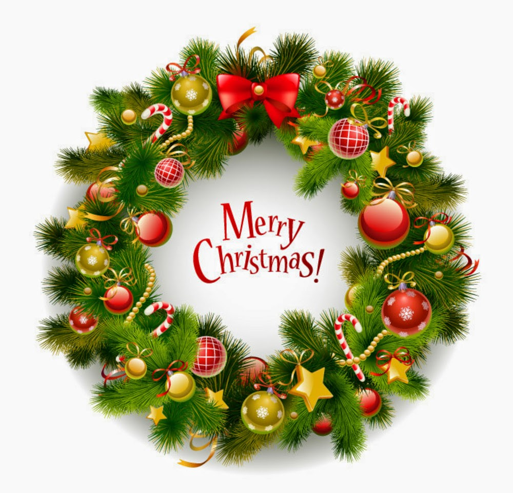 Happy Christmas Wallpaper 2017 Christmas Wreath Png
