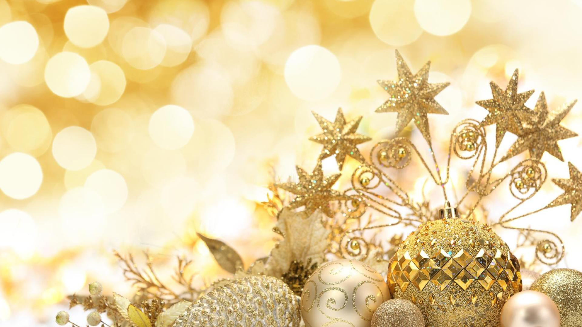 Christmas Wallpapers Black - Gold Christmas , HD Wallpaper & Backgrounds