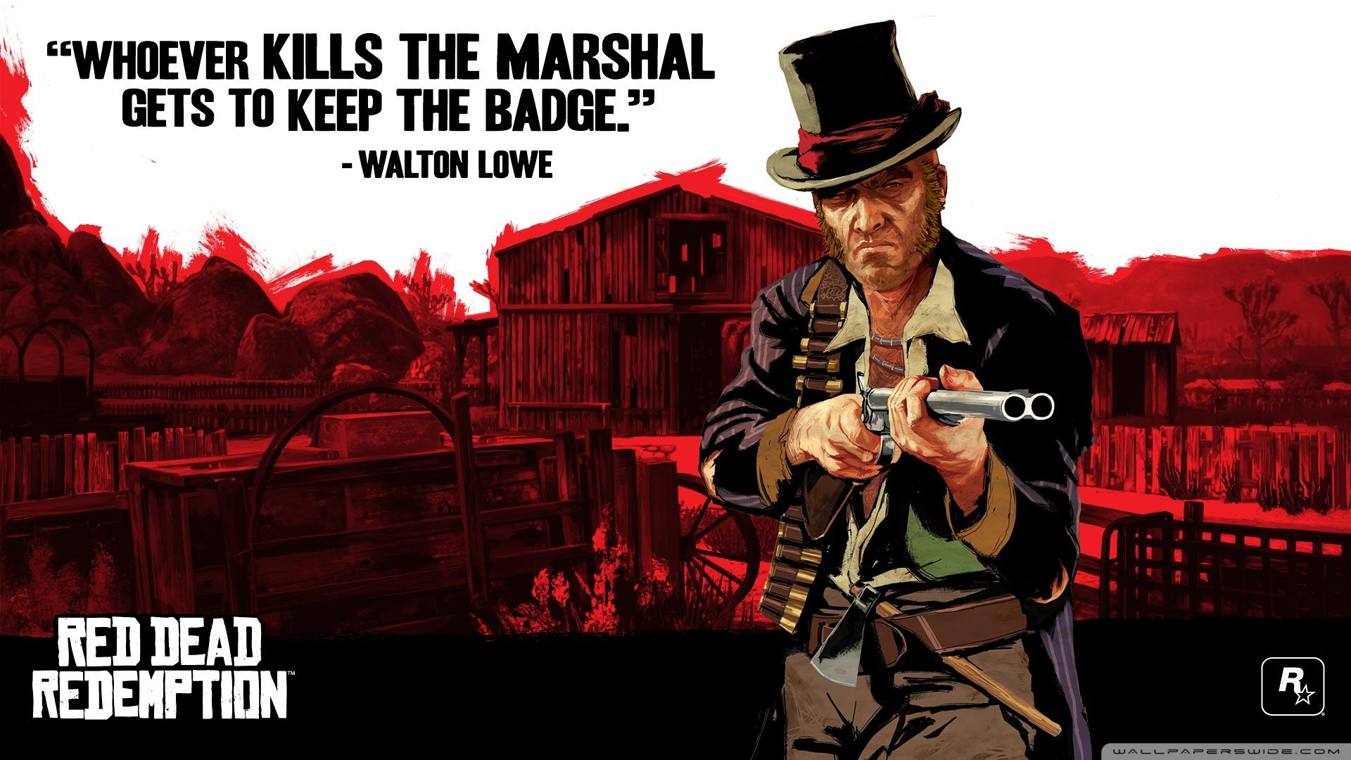 Red Dead Redemption Hd Wallpapers Red Dead Redemption