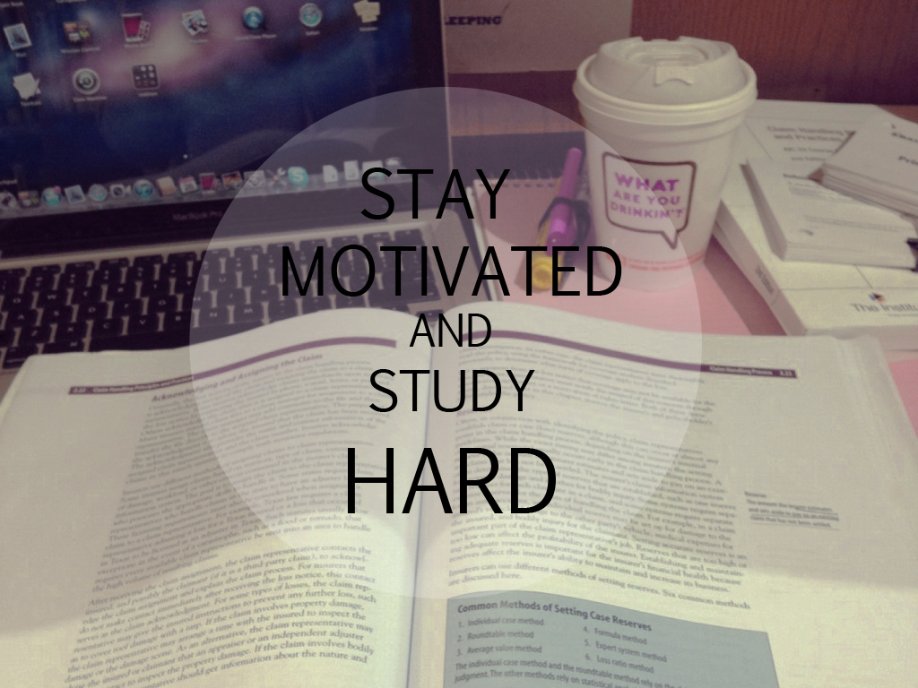 Stay Motivated And Study Hard 354614 Hd Wallpaper