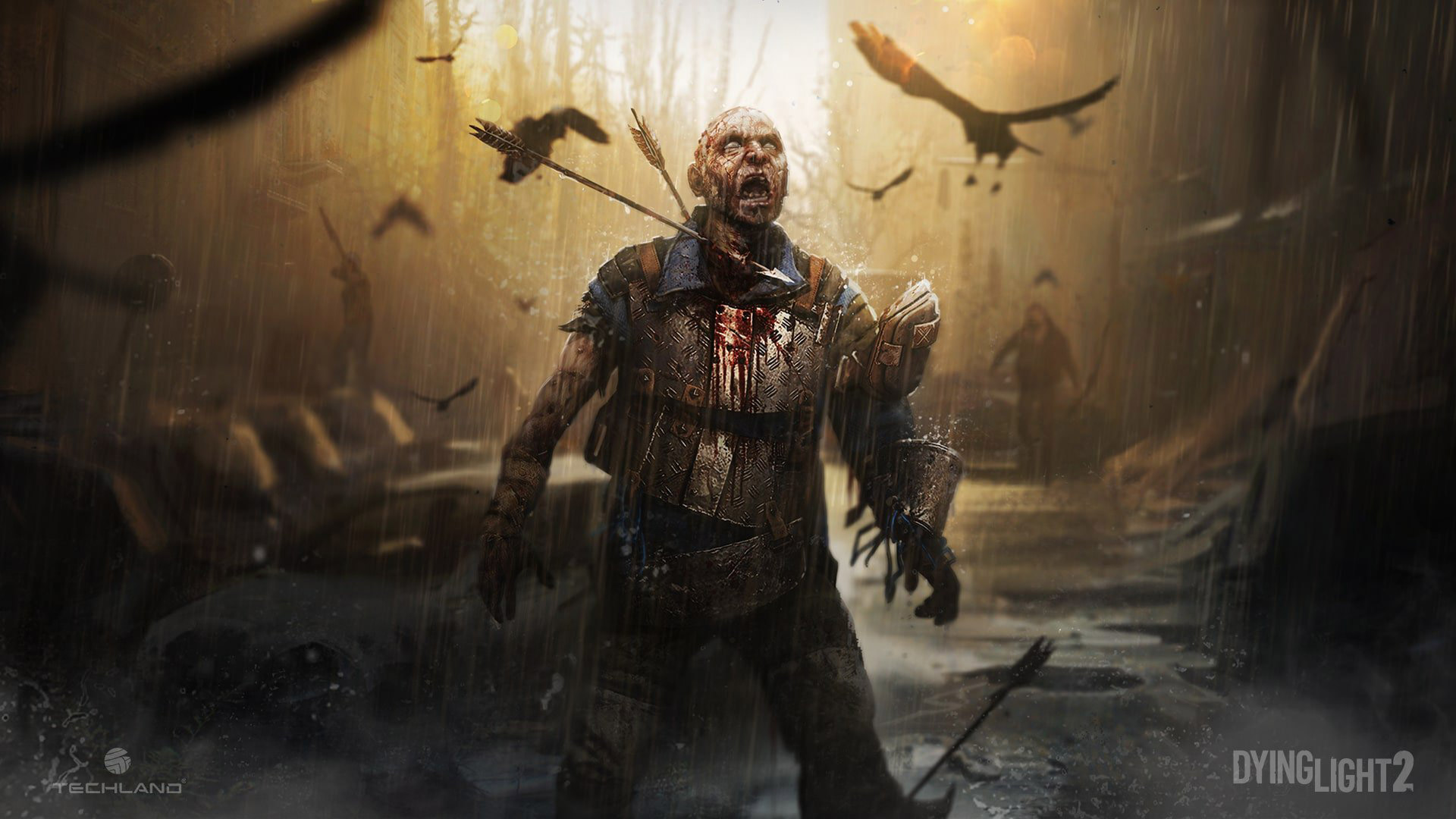 Dying Light 2 Zombies 354615 Hd Wallpaper Backgrounds Download