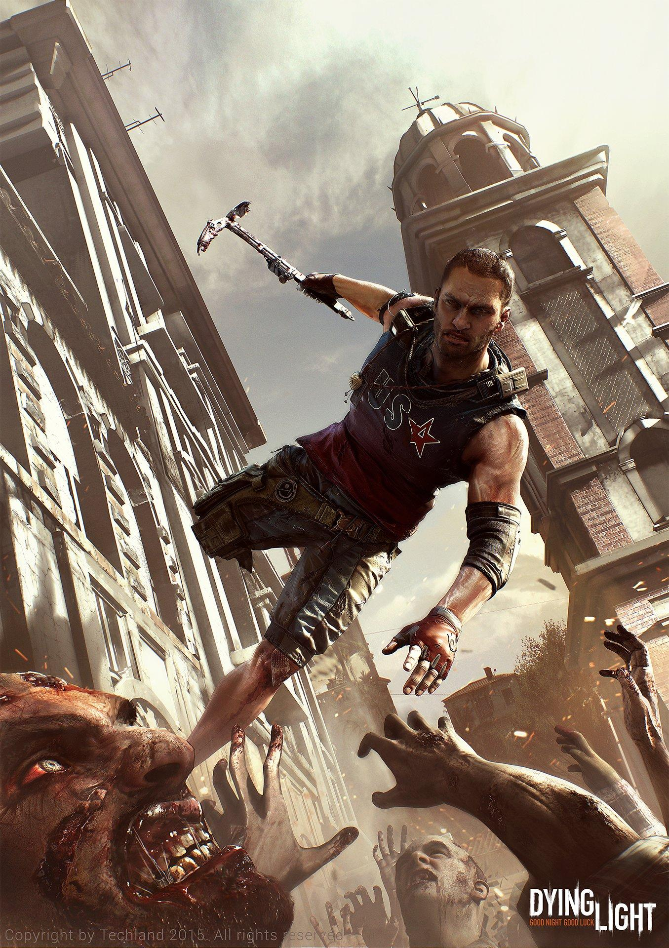 Dying Light Wallpaper Main Character For Dying Light 2 354860