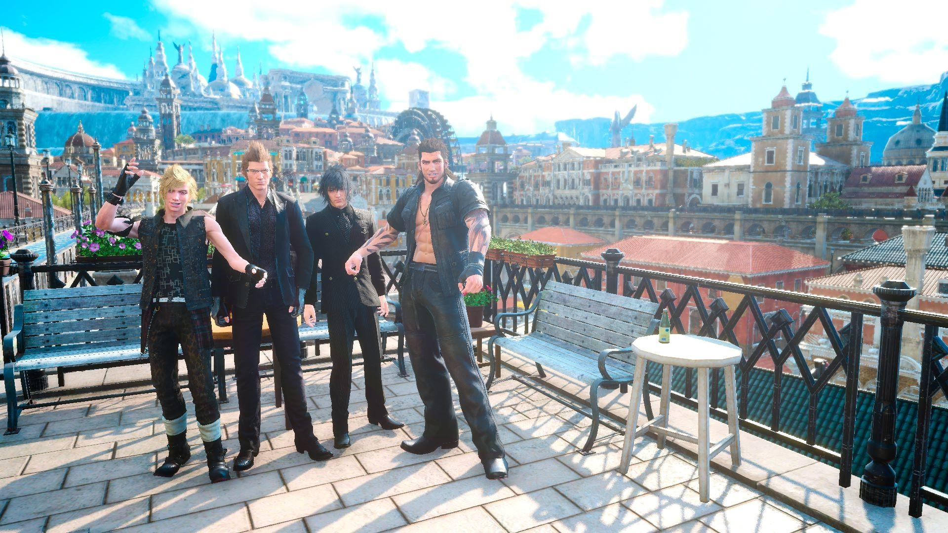Final Fantasy 15 Wallpaper Final Fantasy Xv Hd 355198 Hd