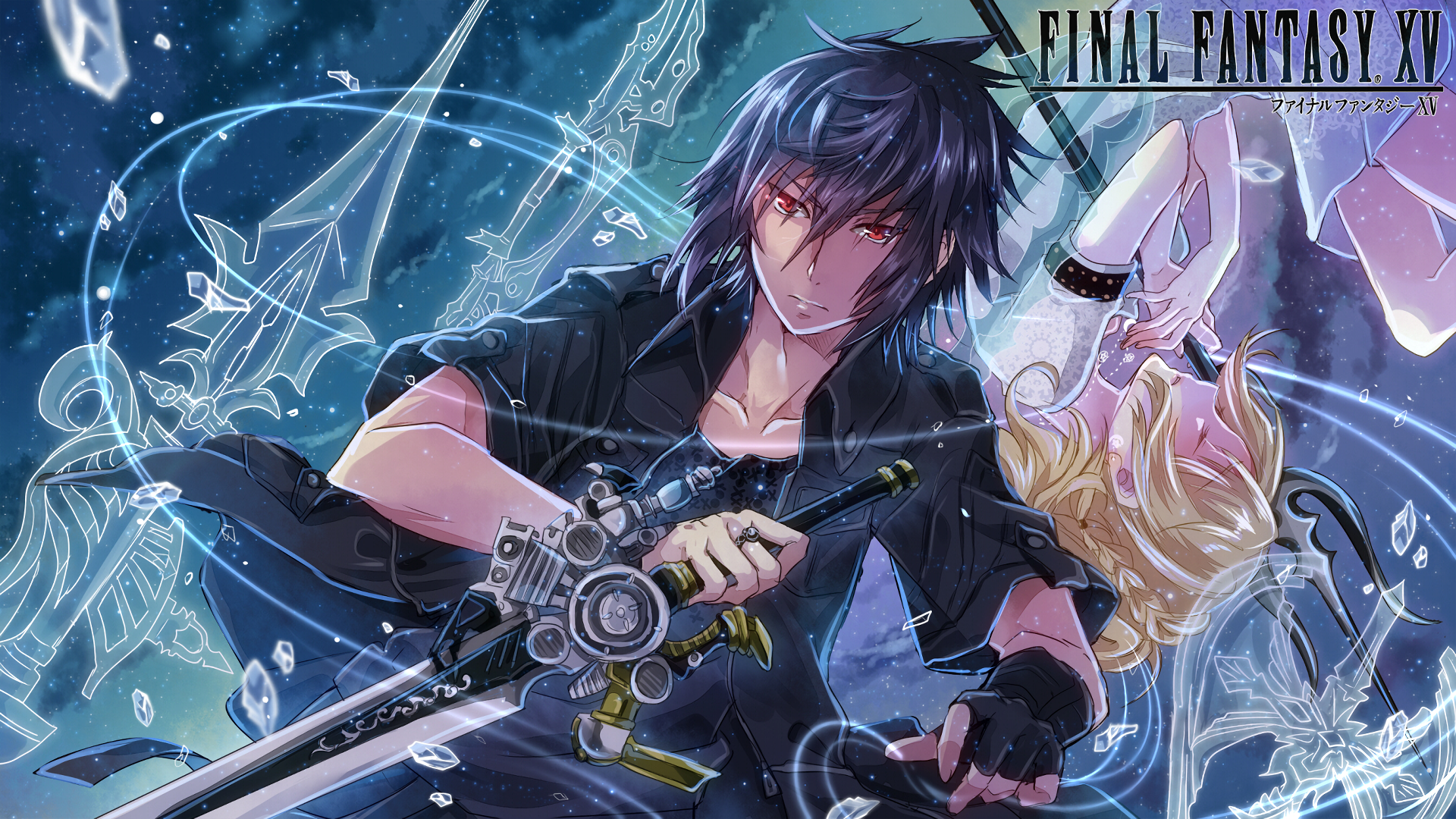 Mas7yg8 Final Fantasy 15 Hd Wallpaper Px Final Fantasy Xv