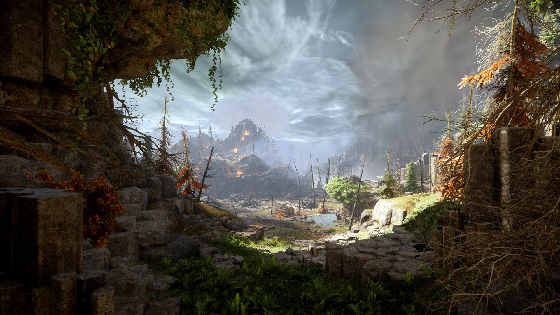 Dragon Age Inquisition Abyss Wallpaper Wp2004458 Dragon Age